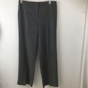 Chico's grey flannel dress slacks